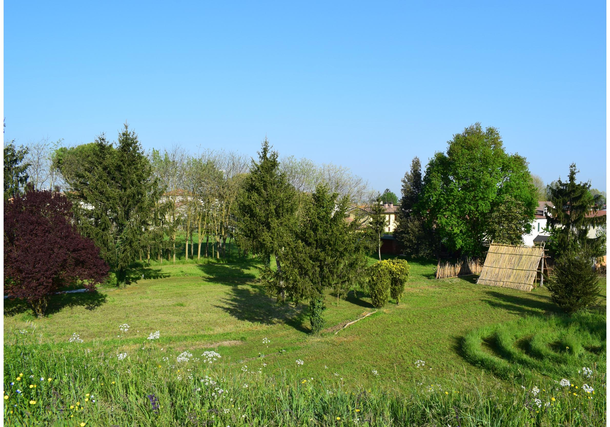 Giovecca Di Lugo Inaugura Gea Il Giardino Del Tempo